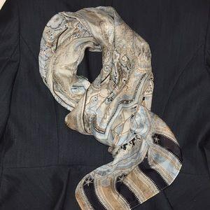 """Silk Scarf, 16"""" x 62"""""""